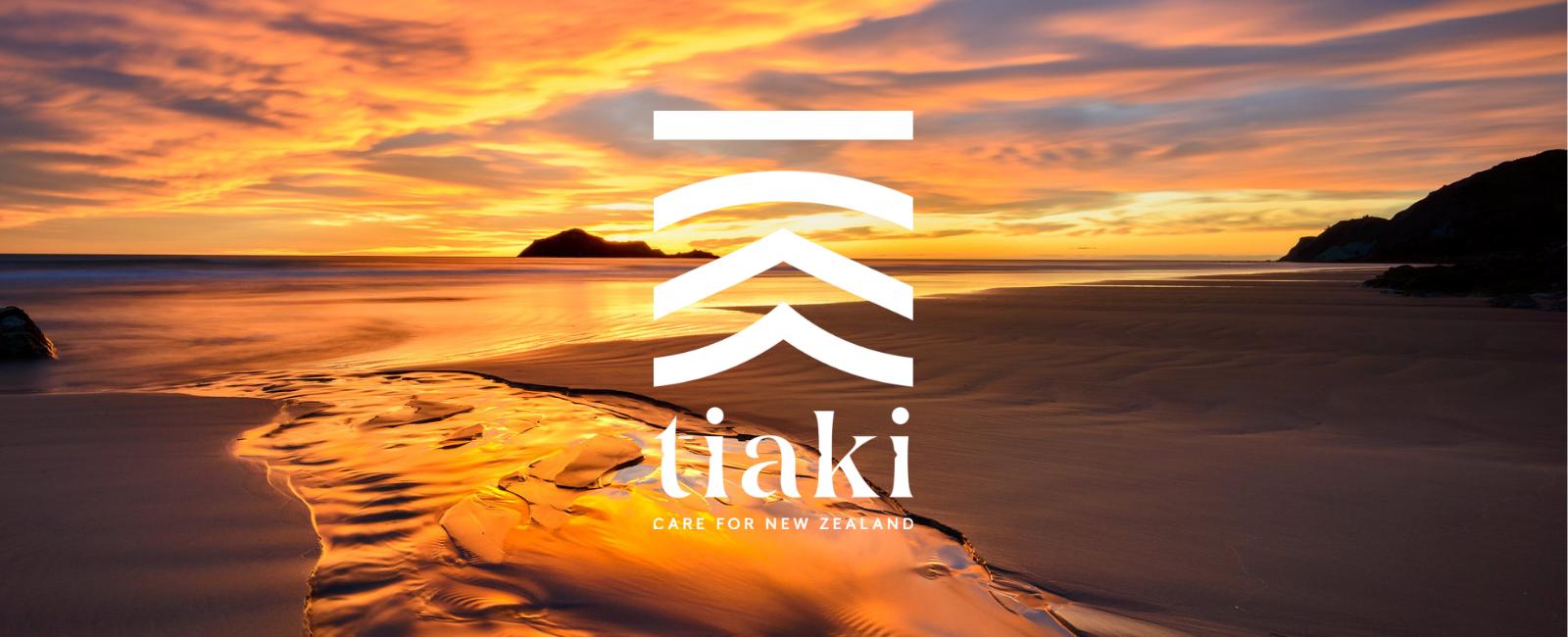 Tiaki Promise - Cuidando da Nova Zelândia