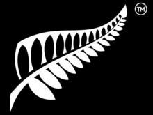 Bandeira da Nova Zelândia Silver Fern