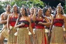Powhiri  Maori da Nova Zelândia