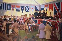 História da Nova Zelândia Tratado de Waitangi