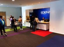 Edenz Reception