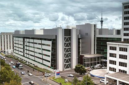 Hospital de Auckland