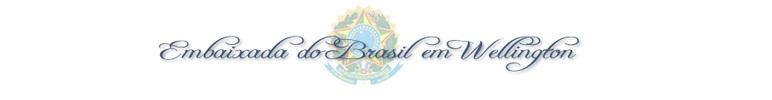 Embaixada Brasil Wellington