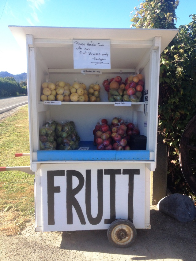 Honesty Box na Nova Zelândia
